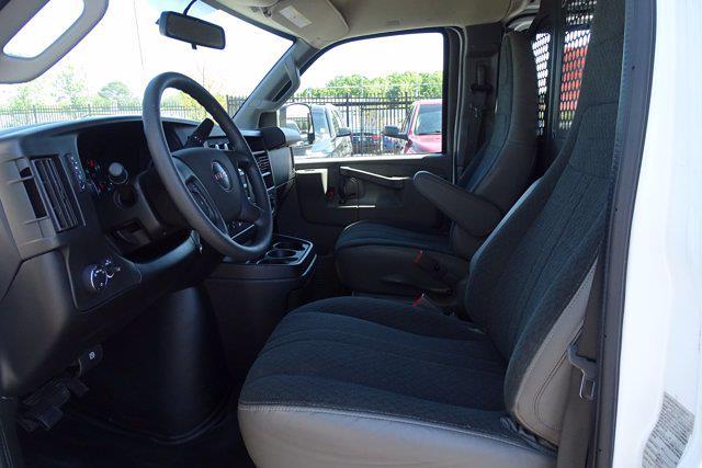 2020 GMC Savana 2500 4x2, Empty Cargo Van #P15762 - photo 17