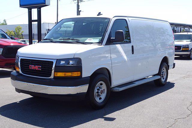 2020 GMC Savana 2500 4x2, Empty Cargo Van #P15762 - photo 4