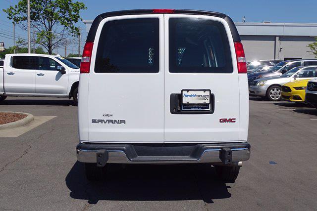 2020 GMC Savana 2500 4x2, Empty Cargo Van #P15762 - photo 7