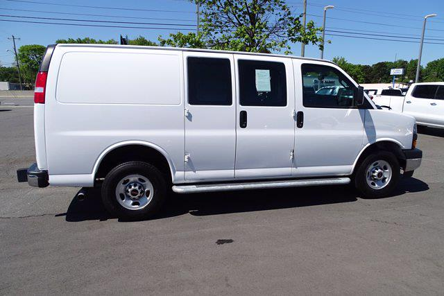 2020 GMC Savana 2500 4x2, Empty Cargo Van #P15762 - photo 9