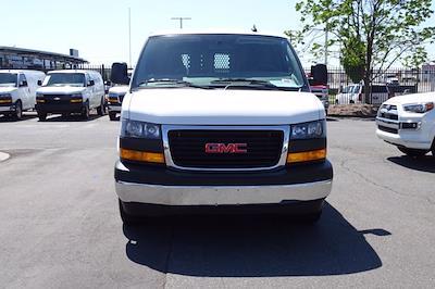 2020 GMC Savana 2500 4x2, Empty Cargo Van #P15762 - photo 3