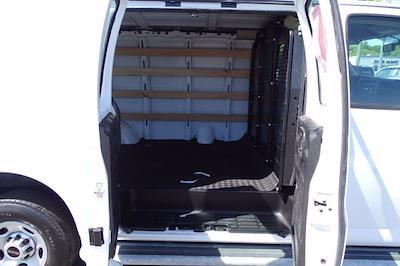 2020 GMC Savana 2500 4x2, Empty Cargo Van #P15762 - photo 24