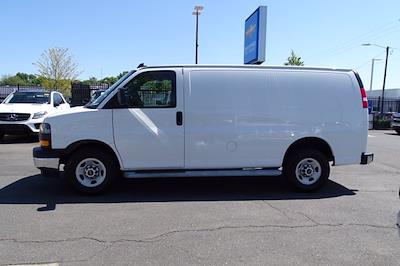 2020 GMC Savana 2500 4x2, Empty Cargo Van #P15762 - photo 5