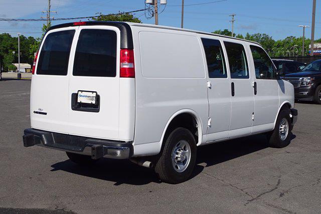 2019 Chevrolet Express 2500 4x2, Empty Cargo Van #P15791 - photo 8