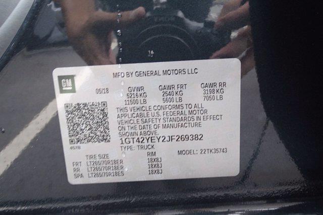 2018 GMC Sierra 3500 Crew Cab 4x4, Pickup #P15848 - photo 43