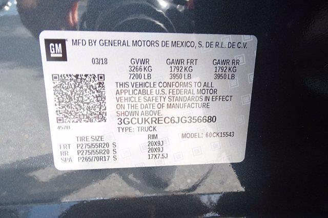 2018 Chevrolet Silverado 1500 Crew Cab 4x4, Pickup #P15863 - photo 43