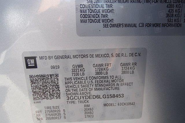 2020 Chevrolet Silverado 1500 Crew Cab 4x4, Pickup #P15898 - photo 41