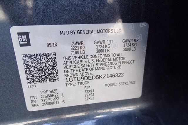 2019 GMC Sierra 1500 Crew Cab 4x4, Pickup #P15923 - photo 41