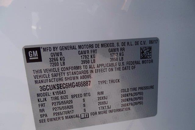 2017 Chevrolet Silverado 1500 Crew Cab 4x4, Pickup #P15924 - photo 41