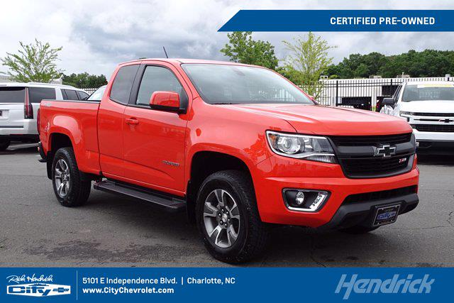 2019 Chevrolet Colorado Extended Cab 4x4, Pickup #P15926 - photo 1