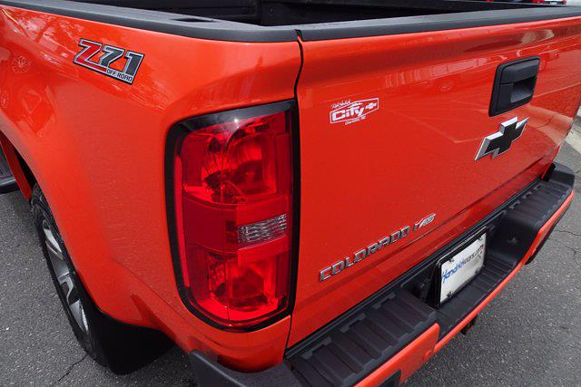 2019 Chevrolet Colorado Extended Cab 4x4, Pickup #P15926 - photo 14