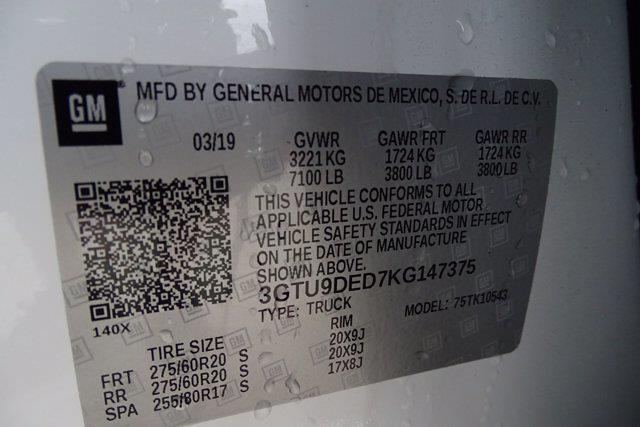 2019 Sierra 1500 Crew Cab 4x4,  Pickup #P16092 - photo 45