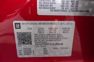 2020 Chevrolet Silverado 1500 Crew Cab 4x4, Pickup #PS15985 - photo 43