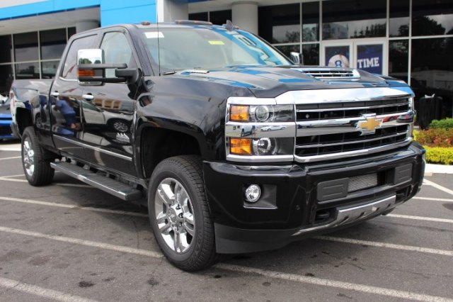 2019 Silverado 2500 Crew Cab 4x4,  Pickup #T103247 - photo 3