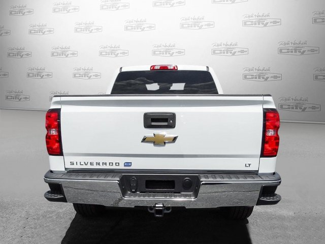 2018 Silverado 1500 Crew Cab 4x4 Pickup #T104488 - photo 7