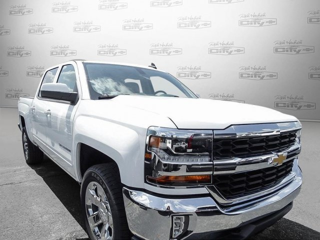 2018 Silverado 1500 Crew Cab 4x4 Pickup #T104488 - photo 9