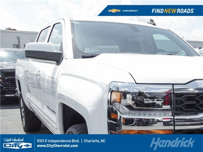 2018 Silverado 1500 Crew Cab 4x4 Pickup #T104488 - photo 1