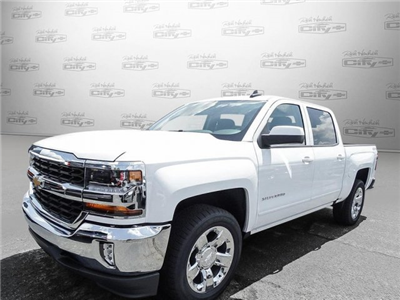2018 Silverado 1500 Crew Cab 4x4 Pickup #T104488 - photo 8