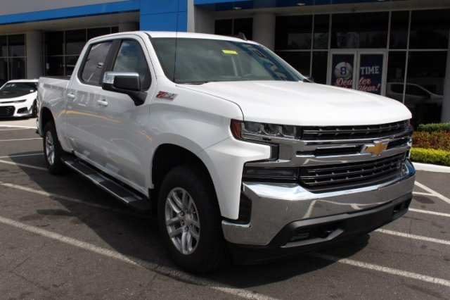 2019 Silverado 1500 Crew Cab 4x4,  Pickup #T108119 - photo 3