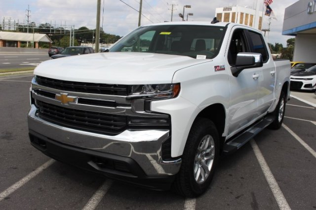 2019 Silverado 1500 Crew Cab 4x4,  Pickup #T108119 - photo 4