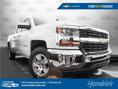 2018 Silverado 1500 Extended Cab Pickup #T112970 - photo 1