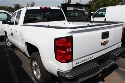 2018 Silverado 1500 Extended Cab Pickup #T112970 - photo 5