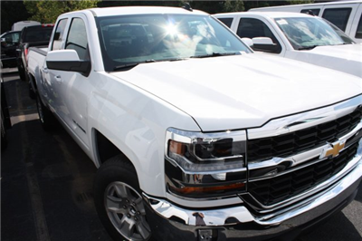 2018 Silverado 1500 Extended Cab Pickup #T112970 - photo 8