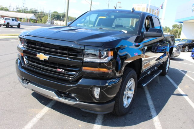 2019 Silverado 1500 Double Cab 4x4,  Pickup #T114787 - photo 4