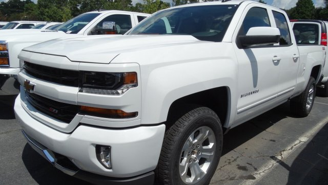 2018 Silverado 1500 Extended Cab 4x4 Pickup #T117446 - photo 4