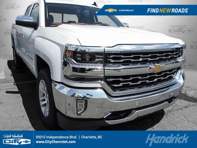 2018 Silverado 1500 Extended Cab 4x4 Pickup #T119575 - photo 1