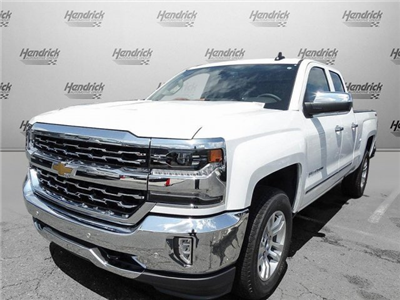 2018 Silverado 1500 Extended Cab 4x4 Pickup #T119575 - photo 4