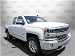 2018 Silverado 1500 Extended Cab 4x4 Pickup #T119575 - photo 9