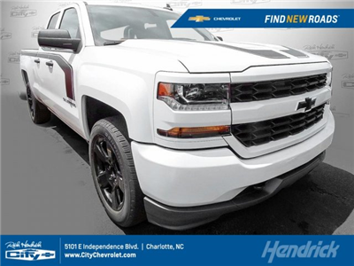 2018 Silverado 1500 Extended Cab 4x4 Pickup #T122676 - photo 1