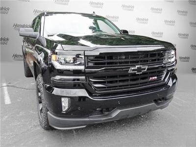 2018 Silverado 1500 Crew Cab 4x4, Pickup #T123826 - photo 3