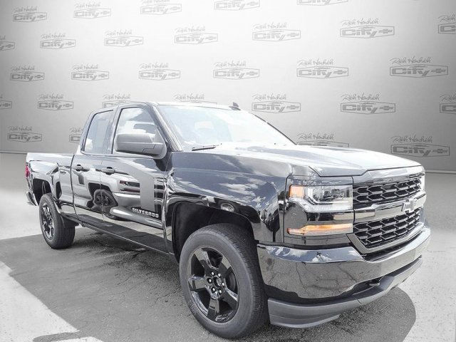 2018 Silverado 1500 Extended Cab 4x4 Pickup #T124179 - photo 9