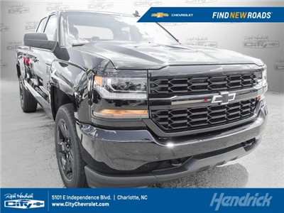 2018 Silverado 1500 Extended Cab 4x4 Pickup #T124179 - photo 1