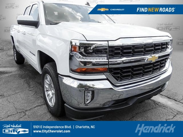 2018 Silverado 1500 Double Cab, Pickup #T124770 - photo 1