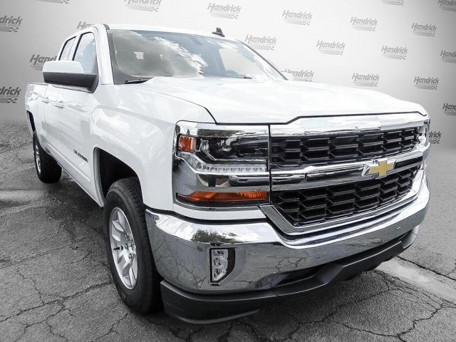 2018 Silverado 1500 Double Cab, Pickup #T124770 - photo 3