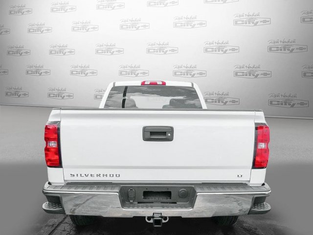 2018 Silverado 1500 Double Cab, Pickup #T124770 - photo 7
