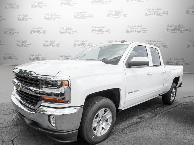 2018 Silverado 1500 Double Cab, Pickup #T124770 - photo 8