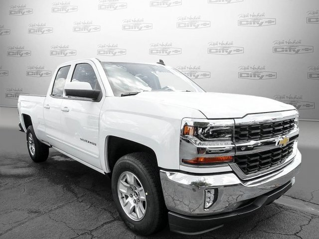 2018 Silverado 1500 Double Cab, Pickup #T124770 - photo 9