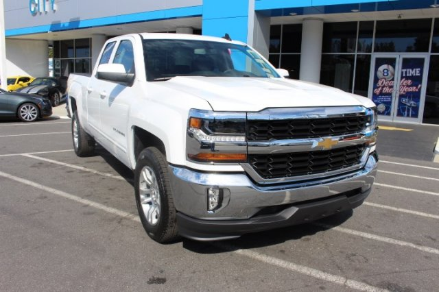 2019 Silverado 1500 Double Cab 4x2,  Pickup #T128597 - photo 3