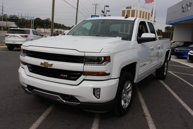 2019 Silverado 1500 Double Cab 4x4,  Pickup #T128991 - photo 4