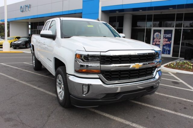 2019 Silverado 1500 Double Cab 4x2,  Pickup #T129511 - photo 3