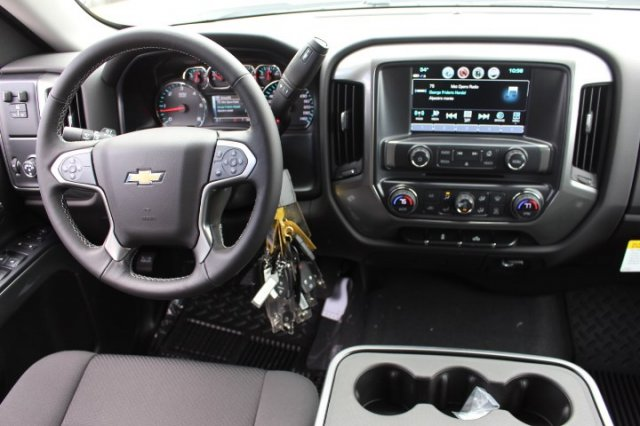 2019 Silverado 1500 Double Cab 4x2,  Pickup #T129511 - photo 6