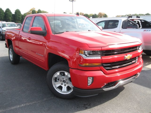 2017 Silverado 1500 Double Cab 4x4 Pickup #T135316 - photo 3