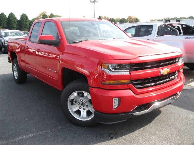 2017 Silverado 1500 Double Cab 4x4 Pickup #T135316 - photo 14