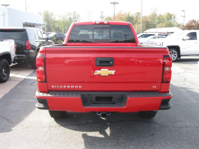 2017 Silverado 1500 Double Cab 4x4 Pickup #T135316 - photo 7