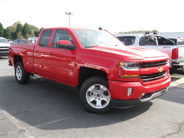 2017 Silverado 1500 Double Cab 4x4 Pickup #T135316 - photo 8
