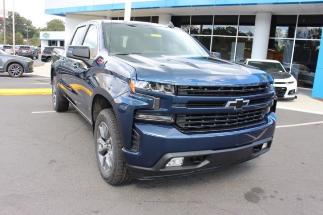 2019 Silverado 1500 Crew Cab 4x4,  Pickup #T136938 - photo 3